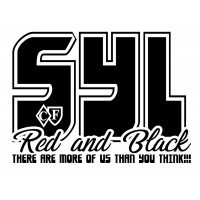 SYL Red and Black T-Shirt